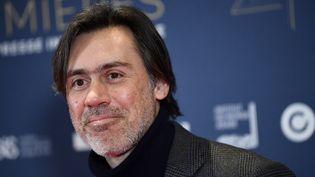 Le réalisateurEmmanuel Mouret, le 4 février 2019. (ANNE-CHRISTINE POUJOULAT / AFP)