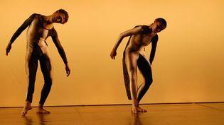 La Merce Cunningham Dance Company au Théâtre de la Ville en décembre 2009  (Sylvie Donikian / SIPA)