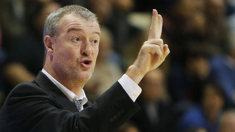 Gregor Beugnot, le coach de Chalon