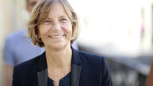 Marielle de Sarnez, députée et ancienne ministre des Affaires europénnes, en juin 2017. (BENJAMIN CREMEL / AFP)