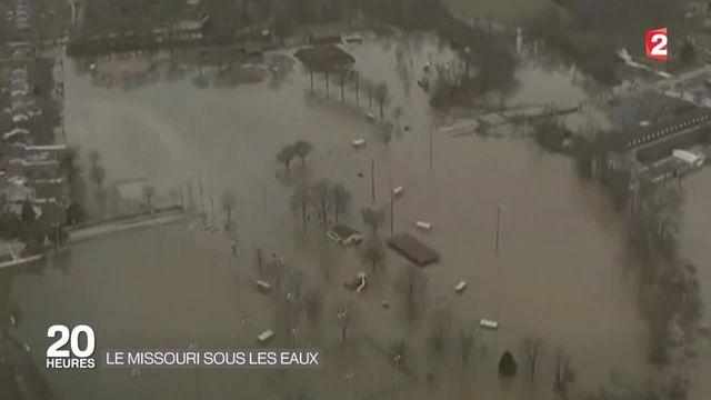 Inondations aux États-Unis : déjà 19 morts