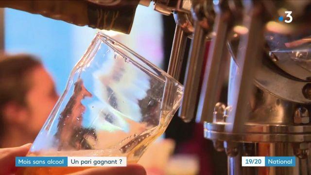 Mois sans alcool : quels effets bénéfiques pour notre santé ?