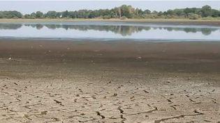 85 départements imposent des restrictions d'eau depuis plus d'un mois. Le canal reliant Champagne à la Bourgogne a été fermé pour la première fois depuis son ouverture en 1907, sans succès. (FRANCE 2)