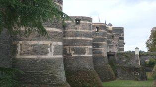 Le château d'Angers participe aux Journées du patrimoine (B. Vioche / France Télévisions)