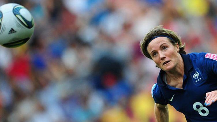 Sonia Bompastor (JOHANNES EISELE / AFP)