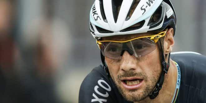Tom Boonen, quadruple vainqueur de Paris-Roubaix