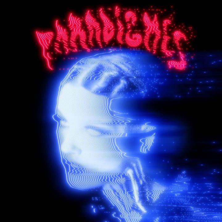 """La pochette du troisième album du groupe La Femme, """"Paradigmes"""", réalisé par Alma Jodorowsky et Polygone. (LA FEMME - IDOL)"""