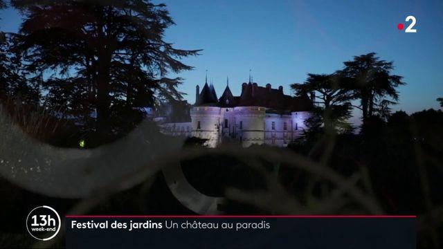 Festival des jardins : le domaine de Chaumont-sur-Loire prend des allures de paradis