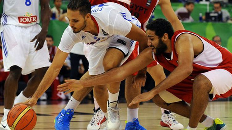 Evan Fournier (France-Egypte)