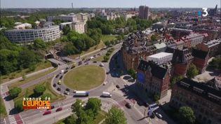 Avenue de l'Europe. Suède : tous responsables (FRANCE 3 / FRANCETV INFO)