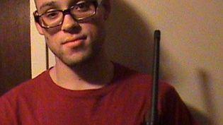 Capture écran du MySpace de Chris Marker, l'auteur présumé de la fusillade de l'Oregon. (MYSPACE)