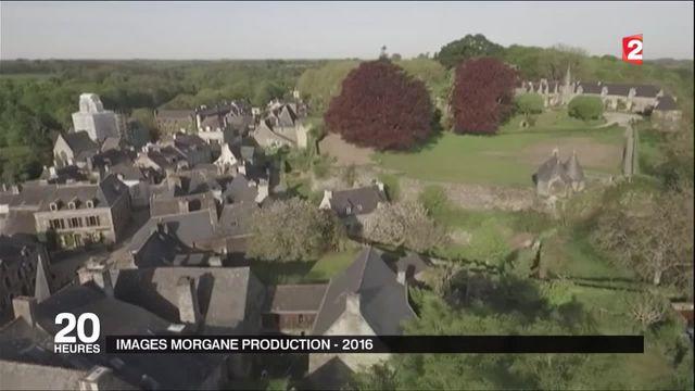 Rochefort-en-Terre : village préféré des Français