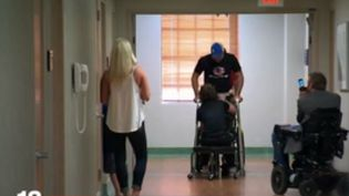 Un paraplégique marche à nouveau. (France 2)
