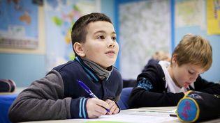 Les JO peuvent faire évoluer le programme scolaire. 2016/2017, année de l'olympisme de l'école à l'université. (BSIP / UNIVERSAL IMAGES GROUP EDITORIAL)