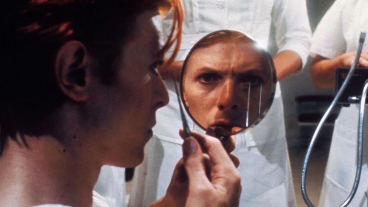 """David Bowie dans """"L'Homme qui venait d'ailleurs"""" de 1976  (Kobal / The Picture Desk)"""