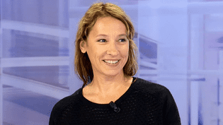 """Emmanuelle Bercot invitée sur le plateau de France 3 pour son film """"La Fille de Brest""""  (France 3 / Culturebox)"""