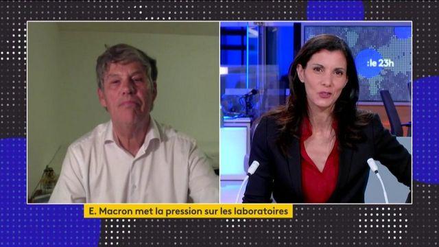 Vaccin contre le Covid-19 : les responsables de sept laboratoires auditionnés par les députés européens