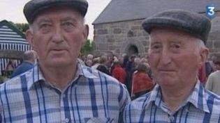 Les frères Morvan, 50 ans de carrière et de chants bretons réunis dans un double CD  (Culturebox)