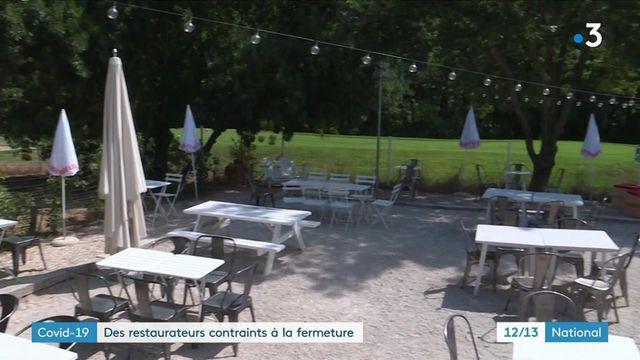 Bouches-du-Rhône : le Covid-19 entraîne la fermeture de plusieurs restaurants à Aix
