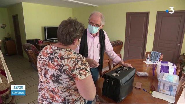Déserts médicaux : la dernière journée d'un médecin qui n'a pas trouvé de remplaçant