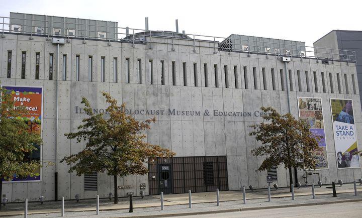 Le Musée de l'Holocaust de l'Illinois.  (Joshua Lott / AFP)