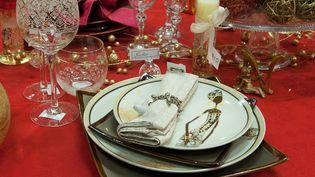Table de Noël. (MAXPPP)