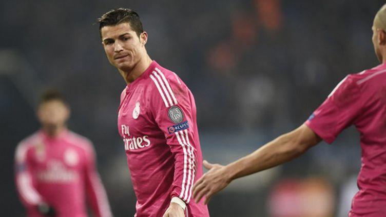 Cristiano a été décisif avec le Real Madrid (ODD ANDERSEN / AFP)