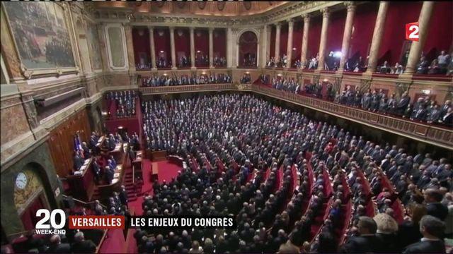 Emmanuel Macron s'adressera lundi au Congrès, à Versailles, pour tracer les lignes de force de son quinquennat, une initiative controversée, boycottée même par certains, à la veille du discours de politique générale du Premier ministre, ainsi court-circuité.
