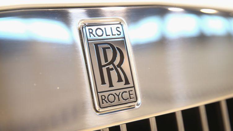 Sigle Roll Royce (SCOTT OLSON / GETTY IMAGES NORTH AMERICA)
