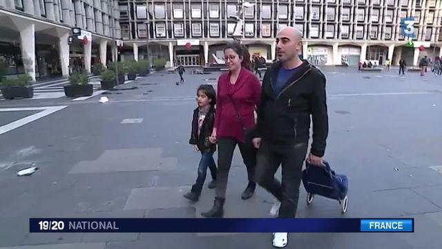 Migrants : la famille Baghdsas fête son premier Noël en France