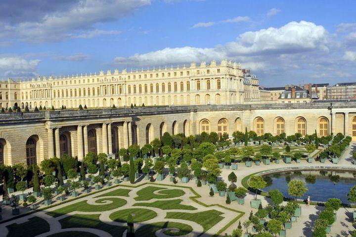 Le château de Versailles et ses jardins  (BOB DEWEL / ONLY FRANCE)