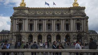 L'Opéra de Paris, le 26 juin 2016. (GRIGORIY SISOEV / SPUTNIK /AFP)