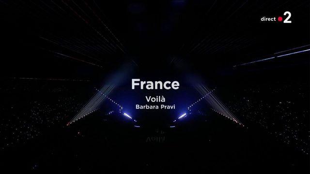 """""""Hier"""" : Herbeleef de Eurovisiemissie van 2021 van Barbara Braffy"""