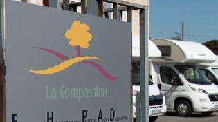 Beauvais : l'Inspection du travail s'oppose au confinement du personnel d'un Ehpad (FRANCE 3)