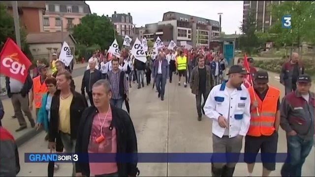 Loi Travail : les manifestants maintiennent la pression sur le gouvernement