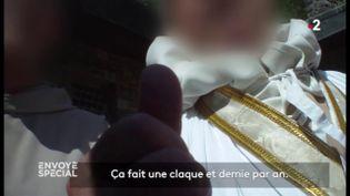 """Envoyé spécial. Ancien para, activiste anti """"mariage pour tous""""... qui est le directeur du pensionnat religieux de Riaumont, accusé de violences sur mineurs ? (ENVOYÉ SPÉCIAL  / FRANCE 2)"""