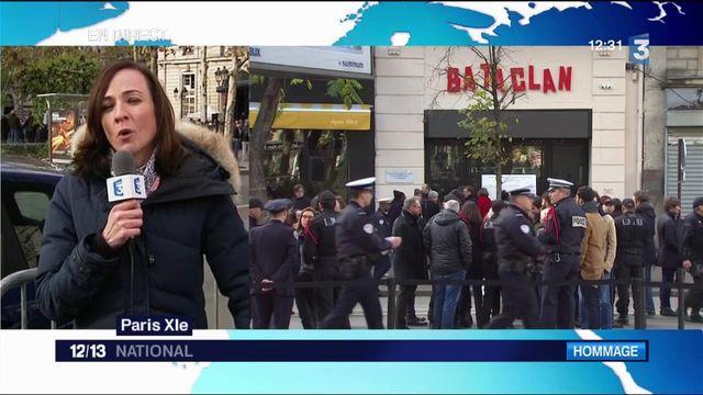 "Attentats du 13-novembre : ""Des cérémonies très sobres"""