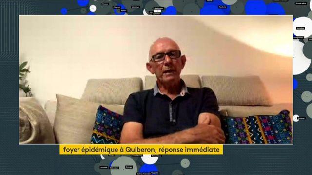 Coronavirus : la réponse de la mairie de Quiberon au foyer de contamination