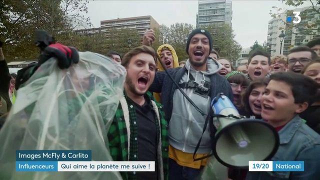 Un défi lancé par 60 youtubeurs pour des comportements plus écolo