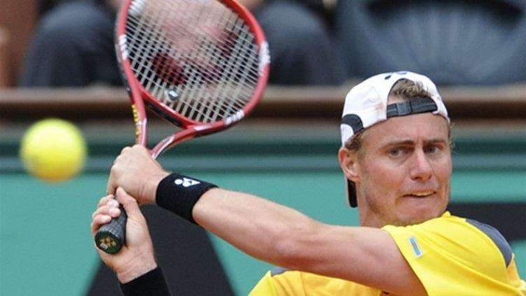 Lleyton Hewitt - Roland-Garros 2010