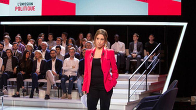 L'Emission politique/France 2. Léa Salamé (L'Emission politique/France 2)