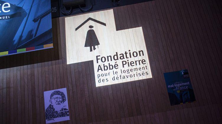 (Fondation Abbé Pierre © Maxppp)