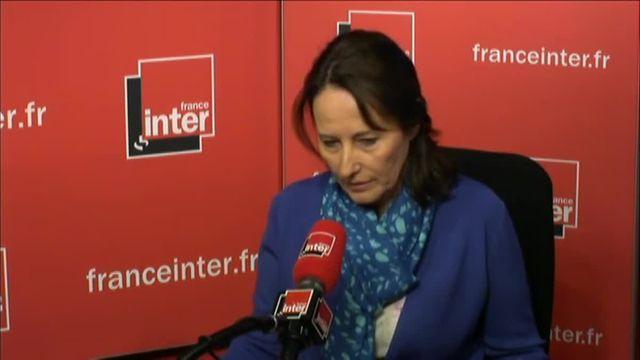 Royal annonce la mise en place de portiques à Paris et Lille pour les Thalys avant le 20 décembre