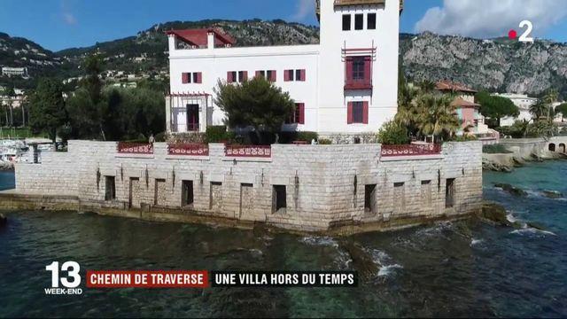 Découverte : la villa Kerylos, entre deux époques