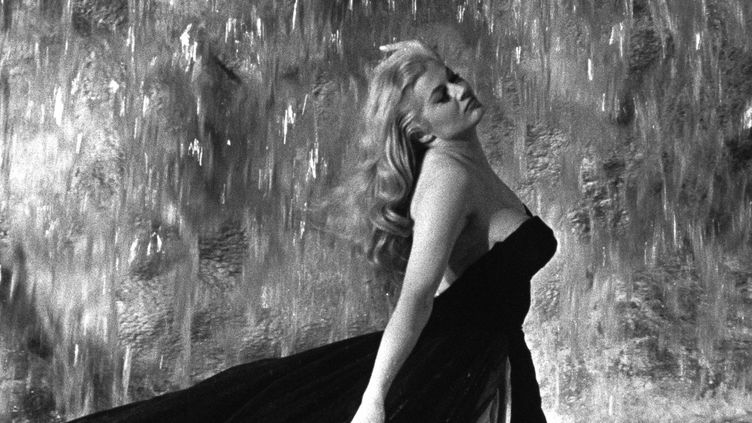 "Anita EKberg, ""La Dolce Vita"", 1960  (Screen Prod / Photononstop)"