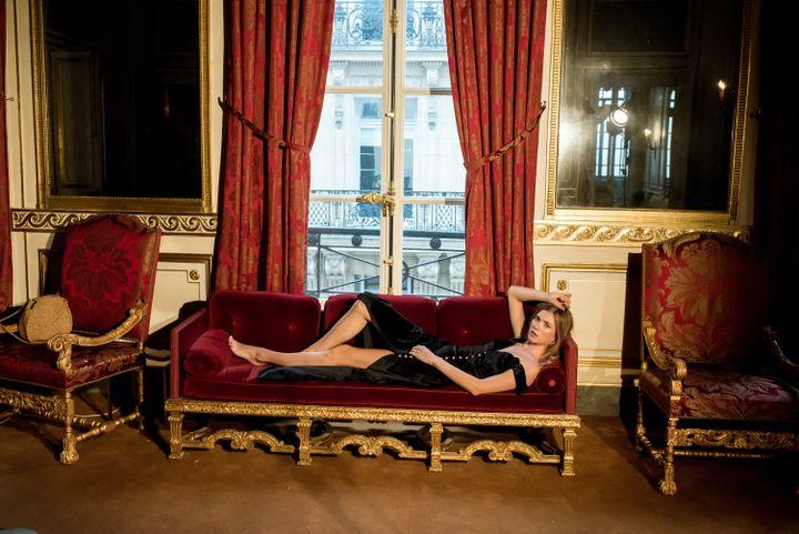 Collection The Ethiquette automne-hiver 2019 (JACQUES BURGA)
