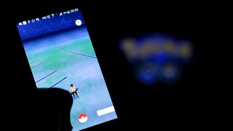 Au Brésil, les Pokemon n'ont toujours pas fait leur apparition. (ALISSON FRAZ?O / BRAZIL PHOTO PRESS)