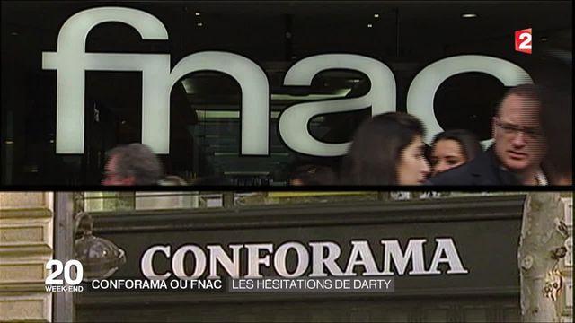 Rachat de Darty : l'offre de Conforama a été acceptée