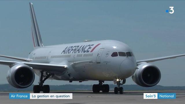 Air France : la gestion du groupe au cœur du problème ?