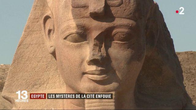 Égypte : les mystères de la citée enfouie de Tanis